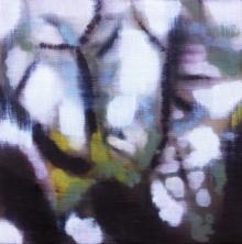 Mini Moussu - Huile sur toile - 20 x 20 cm - Mars 2013